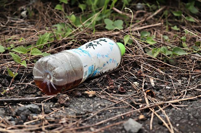 画像: マナーその6:ゴミのポイ捨ては言語道断!