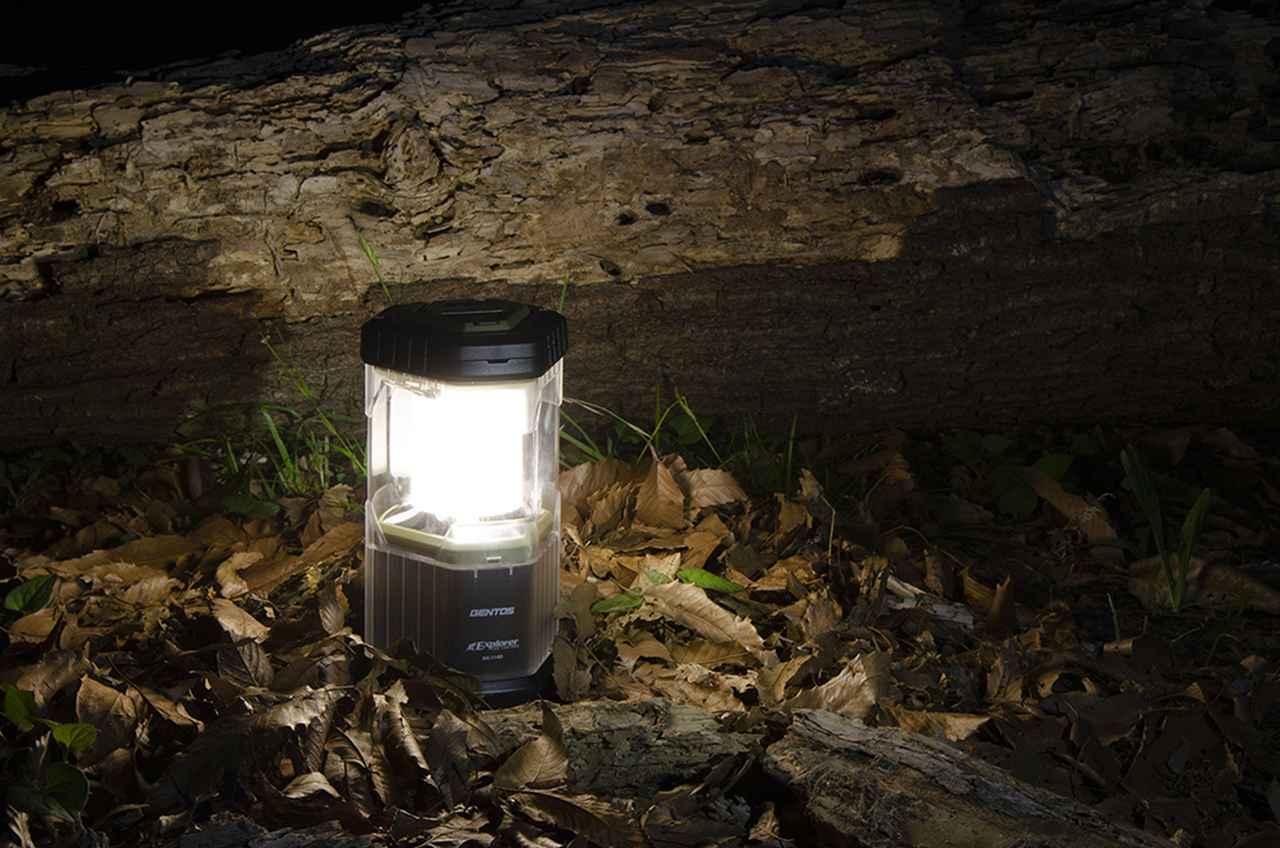 画像3: LEDランタンおすすめ6選 キャンプサイトをおしゃれに照らすおすすめ商品をご紹介!