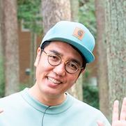 画像1: 【番組ロケ密着】「おぎやはぎのハピキャン」天津木村さんのおもてなしキャンプ後編 木村さん特製のキャンプ飯と自作の温泉でおもてなし!