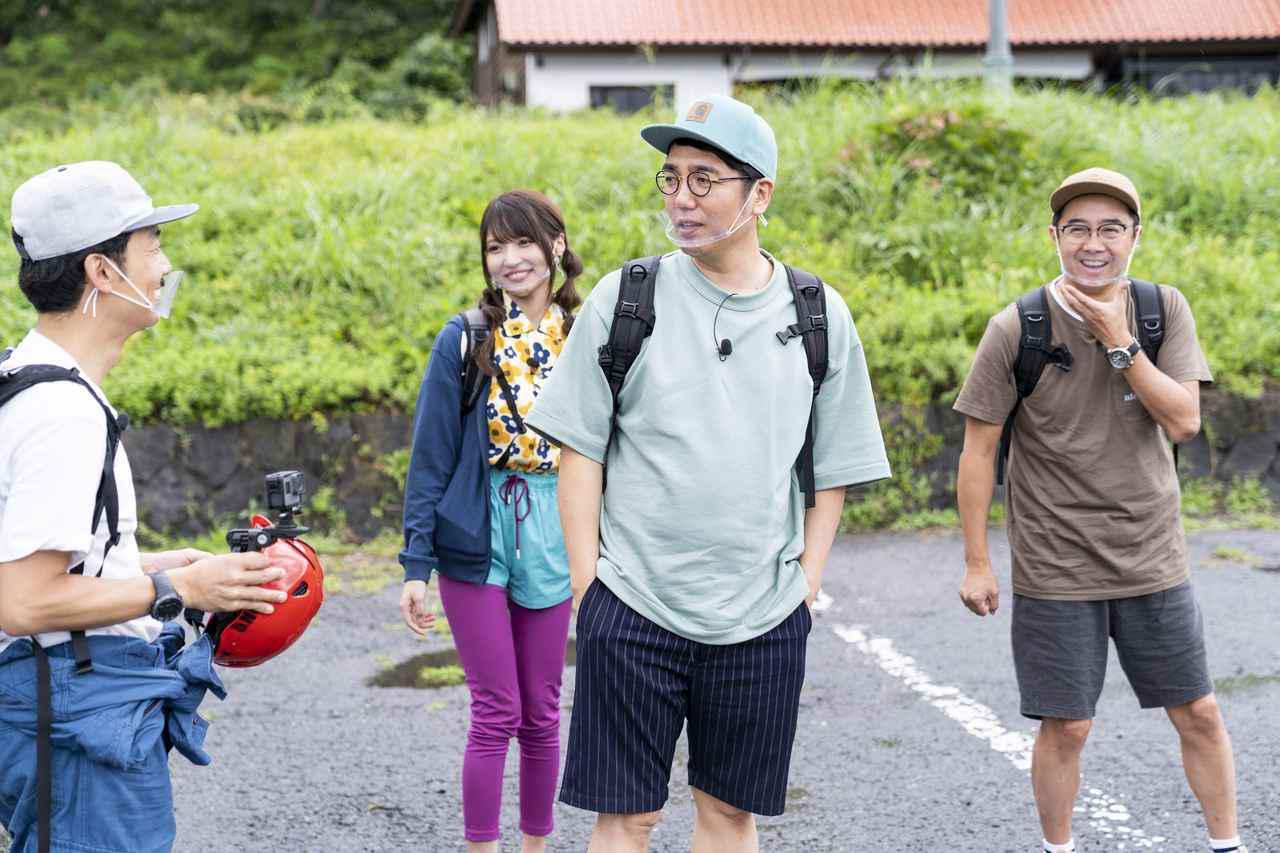 画像: 【番組ロケ密着】「おぎやはぎのハピキャン」天津木村さんのおもてなしキャンプ中編 河口湖周辺の天上山でお手軽ハイキングをしよう - ハピキャン(HAPPY CAMPER)