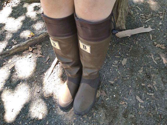 画像: 日本野鳥の会「バードウォッチング長靴」は動きやすくキャンプに最適!コンパクトに収納可能 - ハピキャン(HAPPY CAMPER)