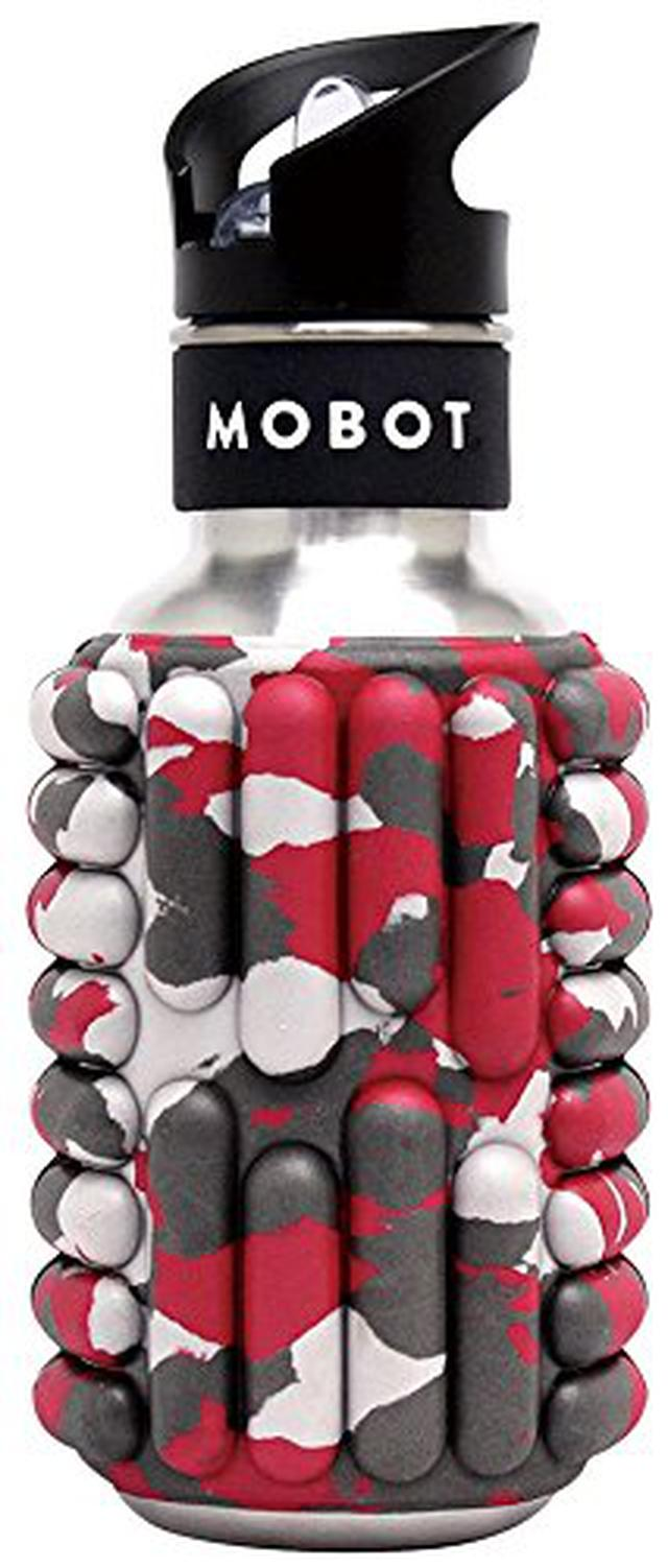 画像: 【筆者愛用】MOBOT(モボット)でどこでも簡単マッサージ!フォームローラー&水筒の斬新アイテム