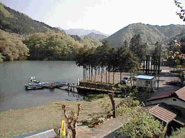 画像: 秋山川キャンプ場