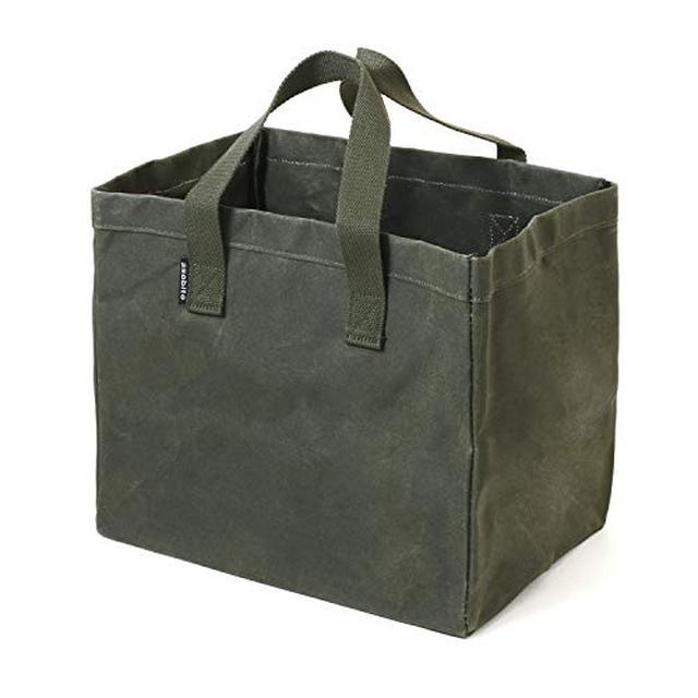 画像3: エコバック型の『炭袋』でキャンプサイトが映える! おすすめの炭袋をチェック