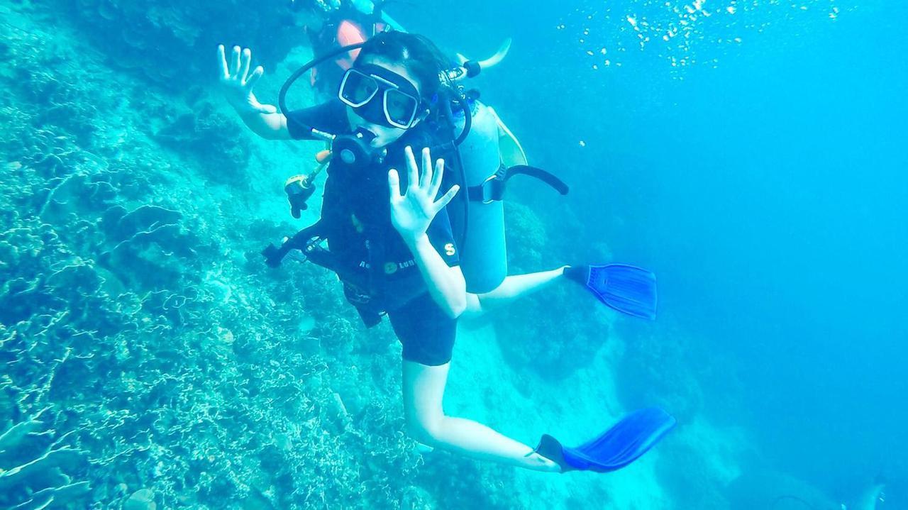 画像: 防水性があると海辺での撮影や海中撮影も可能! もちろん冬にも大活躍!