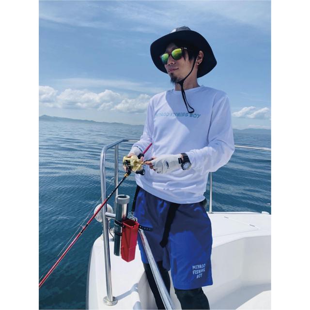 画像1: 【釣り初心者必見ウェア】ジャケットの下に何着るの? おすすめインナーウェアを紹介