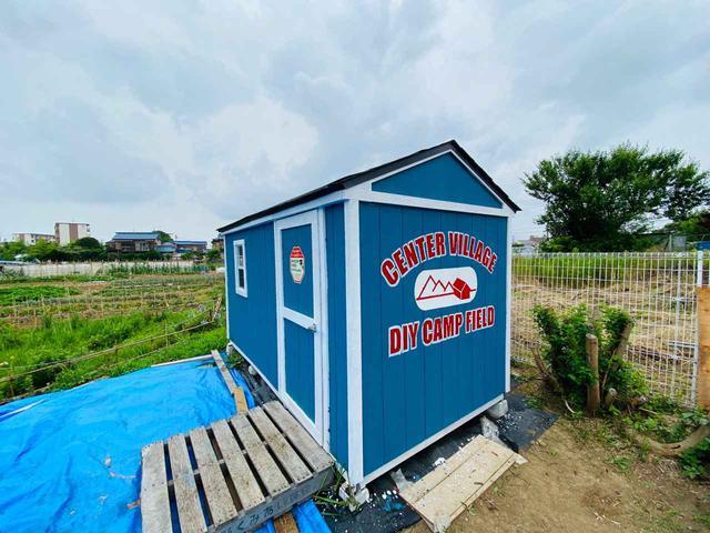 画像: 【キャンプ場をDIY】内装DIY&小屋塗装でタケトの小屋をグレードアップしよう!【#21】【#22】【#23】 - ハピキャン(HAPPY CAMPER)