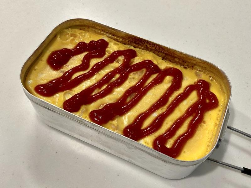 画像: 【メスティンだけでできちゃうレシピ3選】シーフードピラフ・オムライス・ケーキを紹介 - ハピキャン(HAPPY CAMPER)