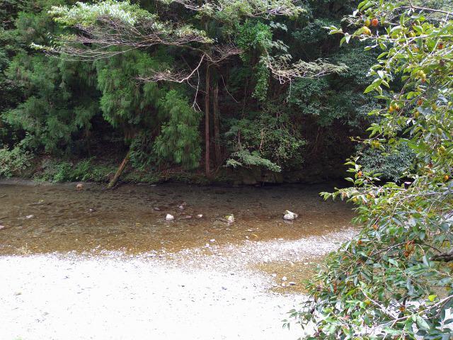 画像: 筆者撮影「浅い川なので子供も楽しめる」