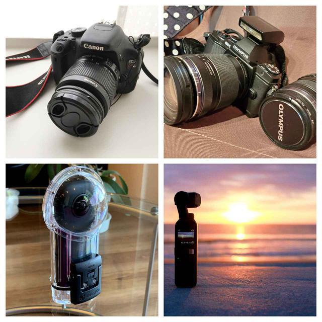 画像: 【ハピキャン編集部愛用】おすすめカメラ8選!話題のSONY・Vlogカメラやキャンプで活躍する機種も - ハピキャン(HAPPY CAMPER)