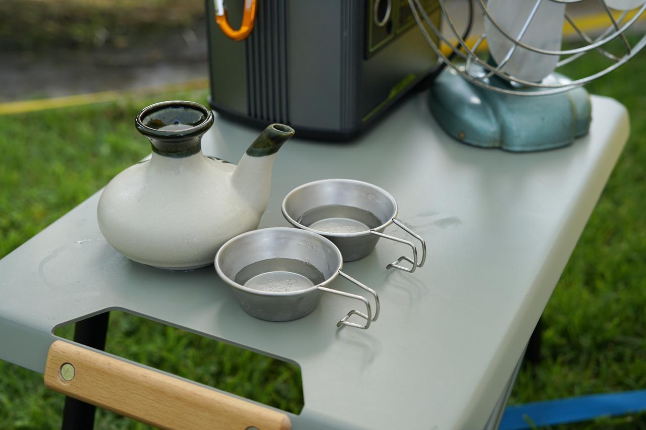 画像: 【筆者愛用】スノーピーク雪峰祭2020限定ミニシェラカップは酒飲みに便利!家でもキャンプでも活躍します - ハピキャン(HAPPY CAMPER)