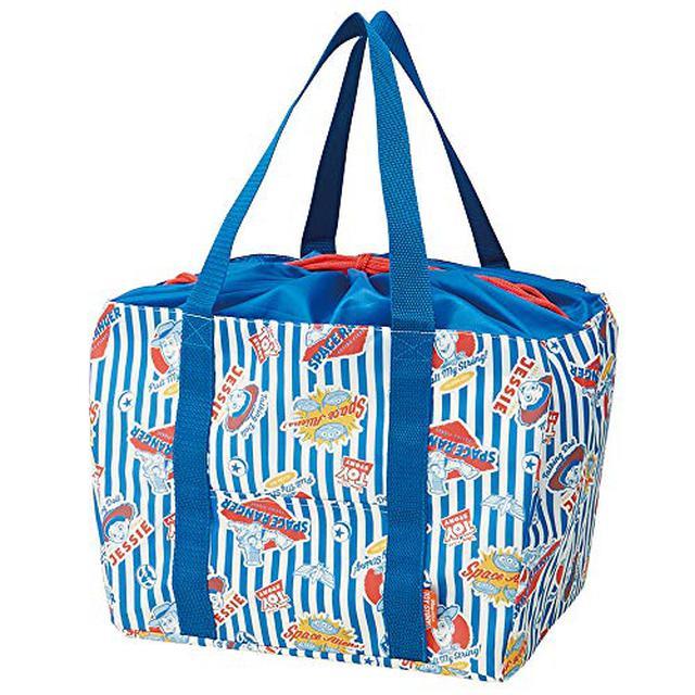 画像2: 【100均エコバッグ】ダイソー&セリアのおすすめエコバッグをレビュー ディズニーも!