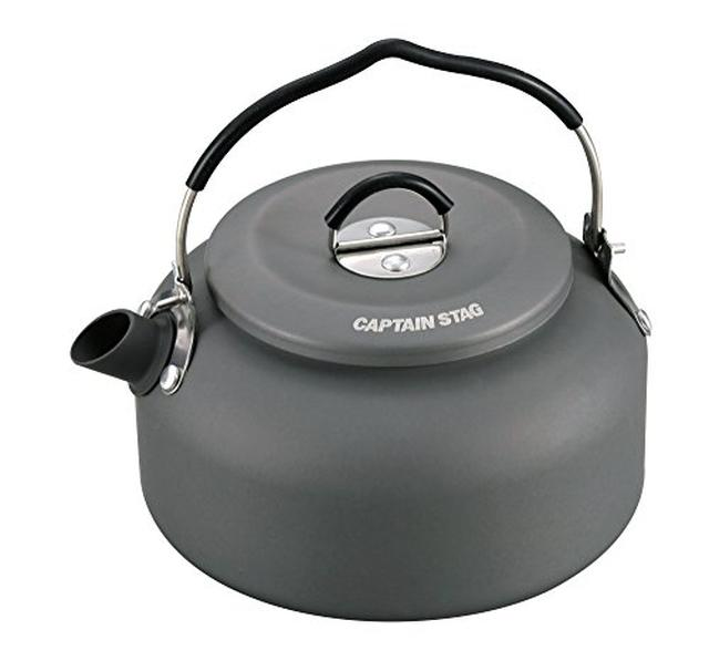 画像4: 湯沸かしで大活躍する「キャンプ用ケトル」 人気アウトドアブランド商品おすすめ9選