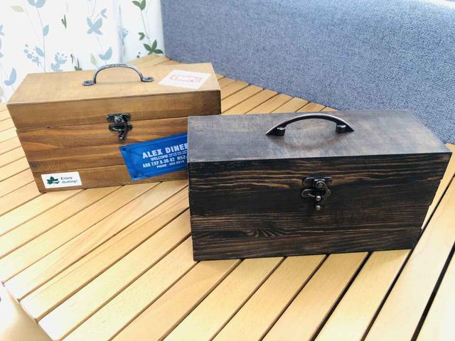 画像: セリアの商品でスパイスボックスを簡単DIY 100均にあるもので簡単に作れる! - ハピキャン(HAPPY CAMPER)