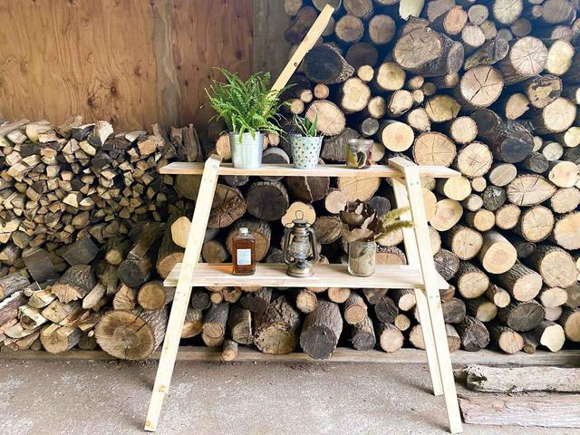 画像: 【初心者向けDIY】アカシア木材でシェルフ作り! 基本の道具や簡単手順をご紹介! - ハピキャン(HAPPY CAMPER)