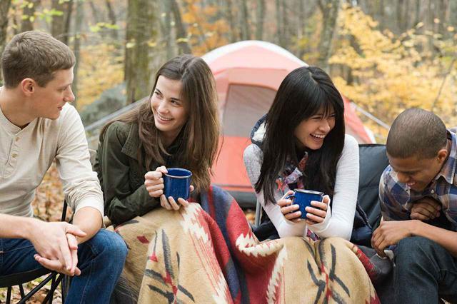 画像: 【安くて可愛い】独自のデザインと色使いが人気な「しまドルトン」でお洒落キャンプ! - ハピキャン(HAPPY CAMPER)
