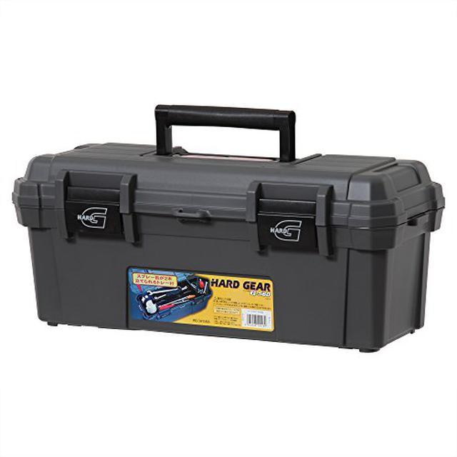 画像1: 【ツールボックス・ラック】アイリスオーヤマほか キャンプで使えるおすすめ工具箱・ラックをご紹介!