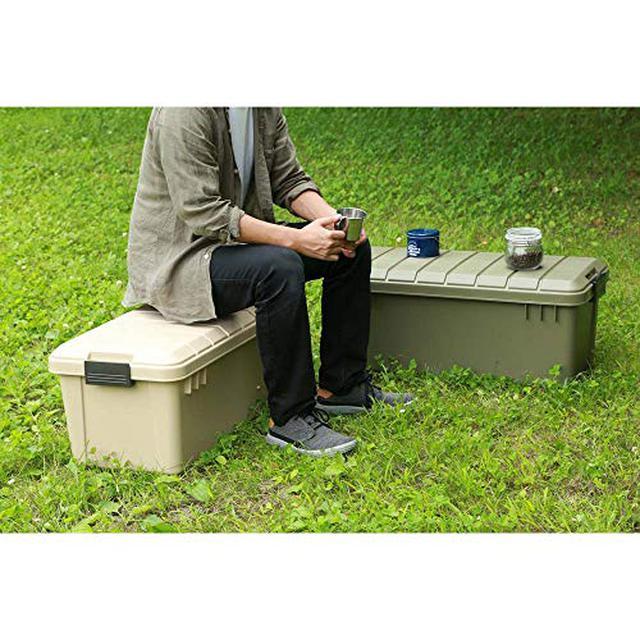 画像3: 【ツールボックス・ラック】キャンプで使えるおすすめ工具箱・ラックをご紹介! アイリスオーヤマほか