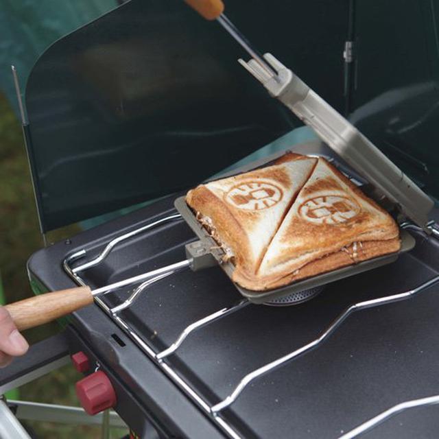 画像9: 【まとめ】ホットサンドメーカーのおすすめ4選&おいしいレシピを9つ紹介! キャンプの朝食やおやつに♪