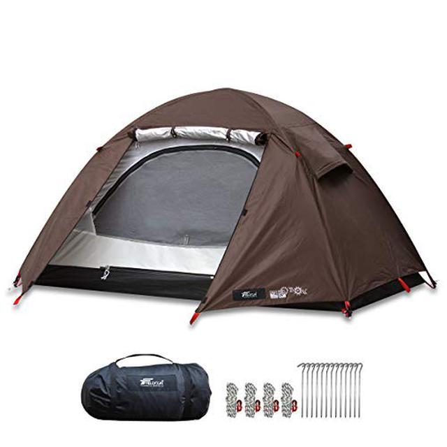 画像6: パイクスピーク(pykes peak)のドームテントレビュー 8千円以下のソロキャンプ用激安テント