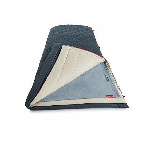 画像2: 【編集部愛用】キャンプにおすすめのシュラフ(寝袋)&マット10選!コールマン・モンベル・ナンガなど