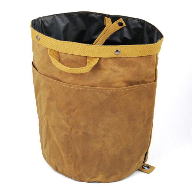 画像7: 使い込むほどに味が出てくるアソビトの防水帆布ケース