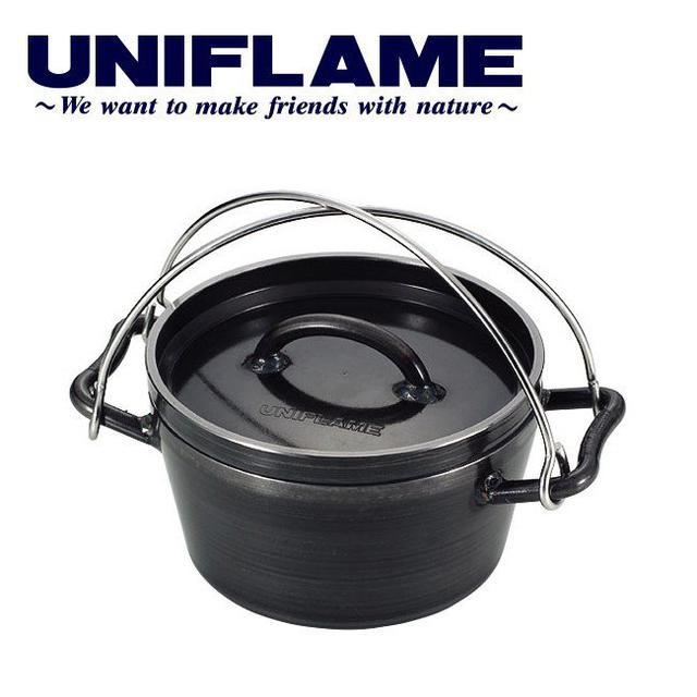 画像: ユニフレームのダッチオーブンは黒皮鉄板でおすすめ! シーズニング方法とレシピも紹介