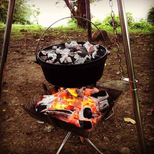 画像: 【ダッチオーブンのいろは】シーズニングからレシピまで ダッチオーブンを徹底解説! - ハピキャン(HAPPY CAMPER)