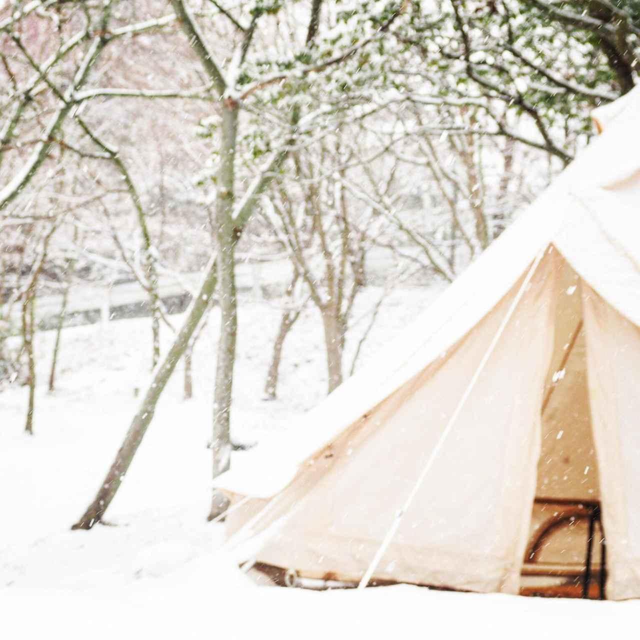 画像: 「キャンプレイアウト・サイト選び」を! 季節やロケーションによって変えよう!