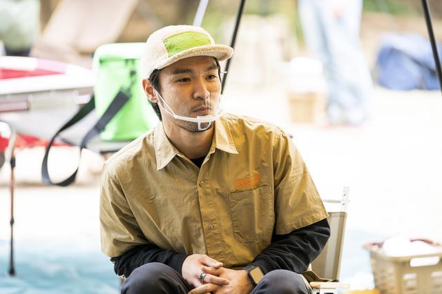 画像1: コールマンジャパン・神田さん