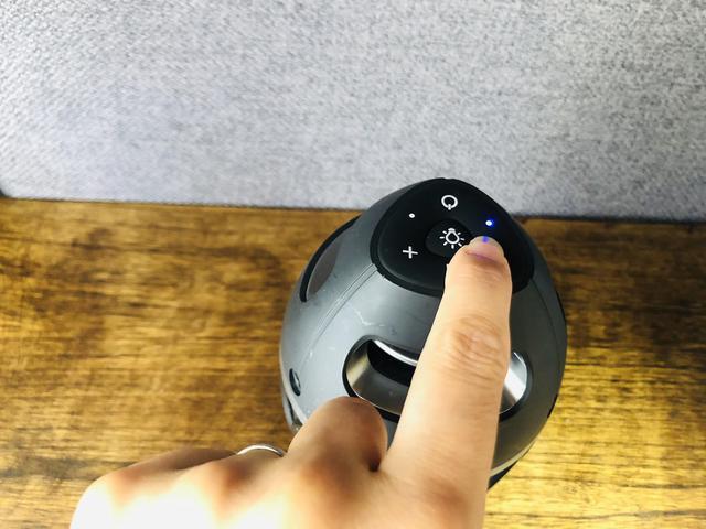 画像1: スピーカーランタン『炎音』Bluetoothの接続方法