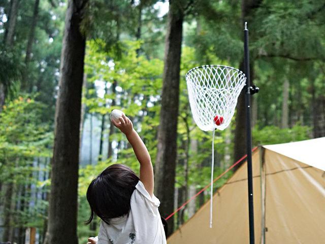 画像1: DOD(ディーオーディー)の「キャンプタマイーレ」は、キャンプで遊びの選択肢を増やす!