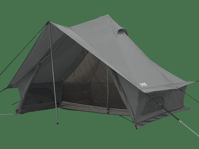 画像3: オールシーズン、身軽なソロキャンプをサポート。