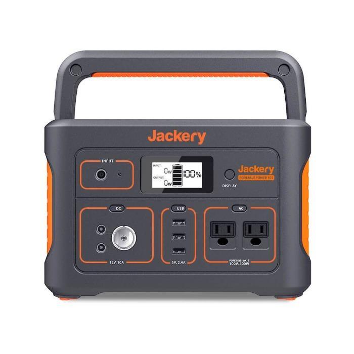 画像4: 【体験レビュー】ポータブル電源で快適冬キャンプ! Jackery(ジャクリ)のポータブル電源1000で手に入れた「5つの快適さ」とは