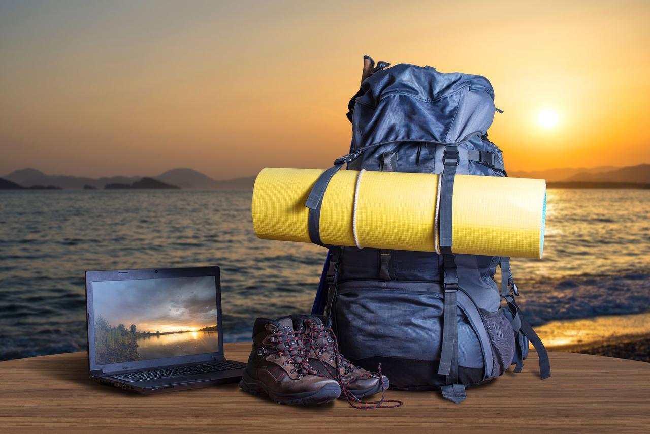 画像: キャンプでテレワークなら流行りのテレワークが気軽に実践できる!