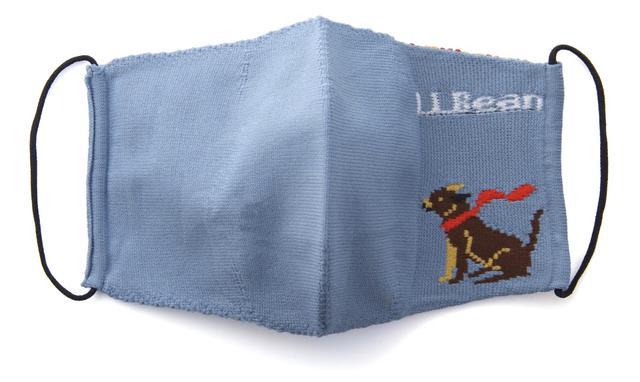 画像2: 「L.L.Bean Knit Non-Medical Mask 1 Pack」は、キュートなブランドのアイコンをデザインに!