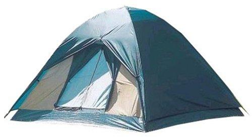 画像1: 【テントレビュー】キャプテンスタッグのクレセントをソロキャンプで使ってみたら、とても快適だった!