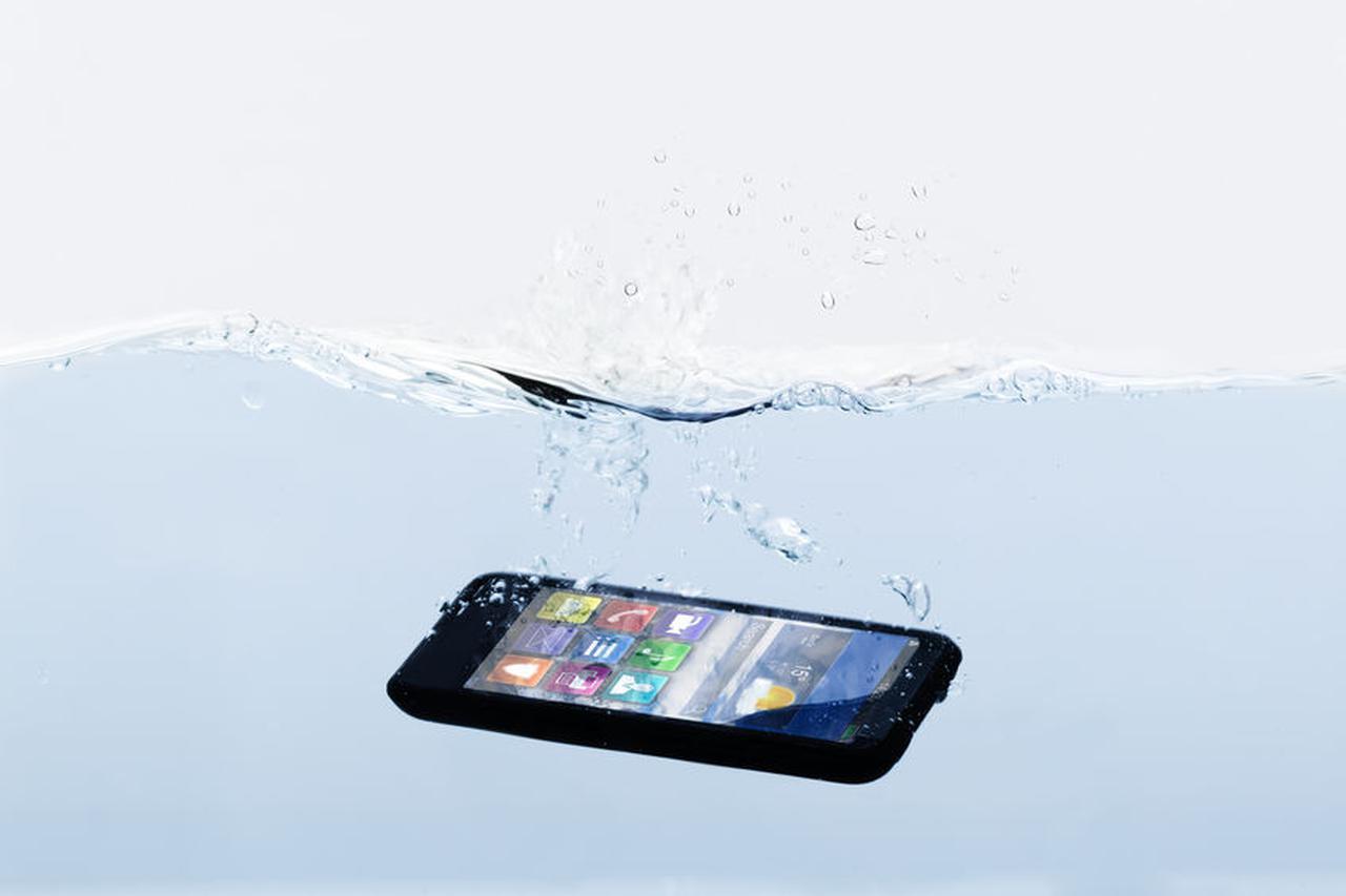 画像: 夏キャンプにご用心!iPhoneなどスマホを水没させた時の正しい対処法と修理方法 - ハピキャン(HAPPY CAMPER)