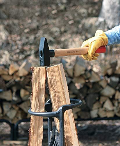 画像2: 【キンドリングクラッカー】斧なしで誰でも薪割りが簡単に 使い方からコツまでご紹介