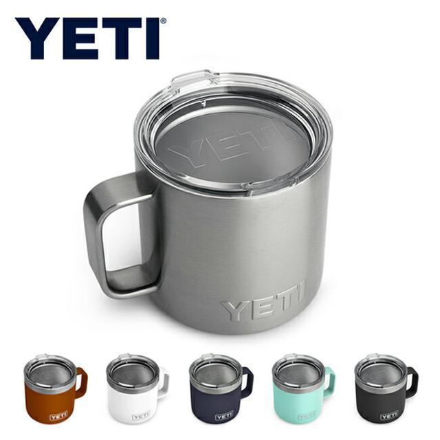 画像1: 【Yeti(イエティ)マグカップ】徹底レビュー! 大容量で保温力も抜群な「ランブラー14ozマグ」