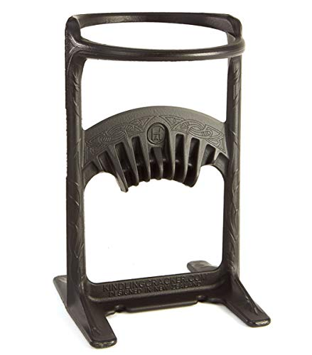 画像1: 【キンドリングクラッカー】斧なしで誰でも薪割りが簡単に 使い方からコツまでご紹介