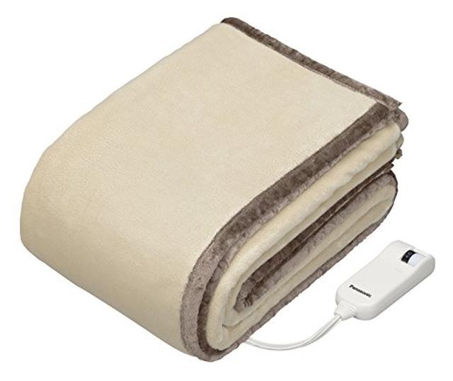 画像7: ニトリや山善などおすすめ電気毛布・ひざ掛け11選 消費電力が少なく冬キャンプ向き