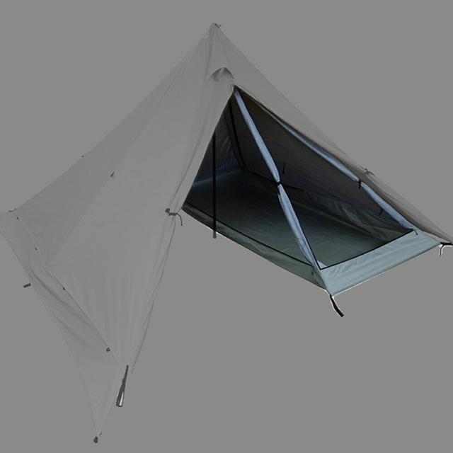 画像10: 【まとめ】ソロキャンプ用テントおすすめ12選! 人気モデルから変わり種まで一挙紹介