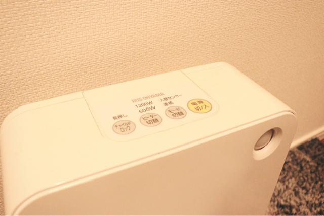 画像2: おすすめストーブ①アイリスオーヤマ/セラミックファンヒーター