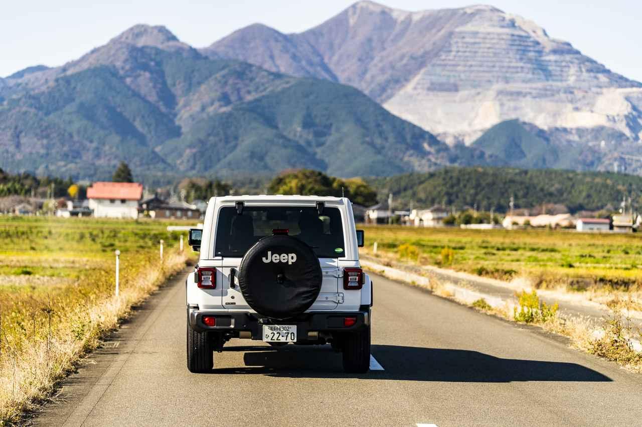 画像: Photographer 吉田 達史 やっぱり、Jeepはかっこいい!