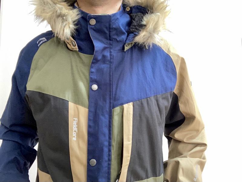 画像: 【ワークマン】火の粉に強い防風防寒ジャケット 2020秋冬モデルは3シーズン対応に進化! - ハピキャン(HAPPY CAMPER)