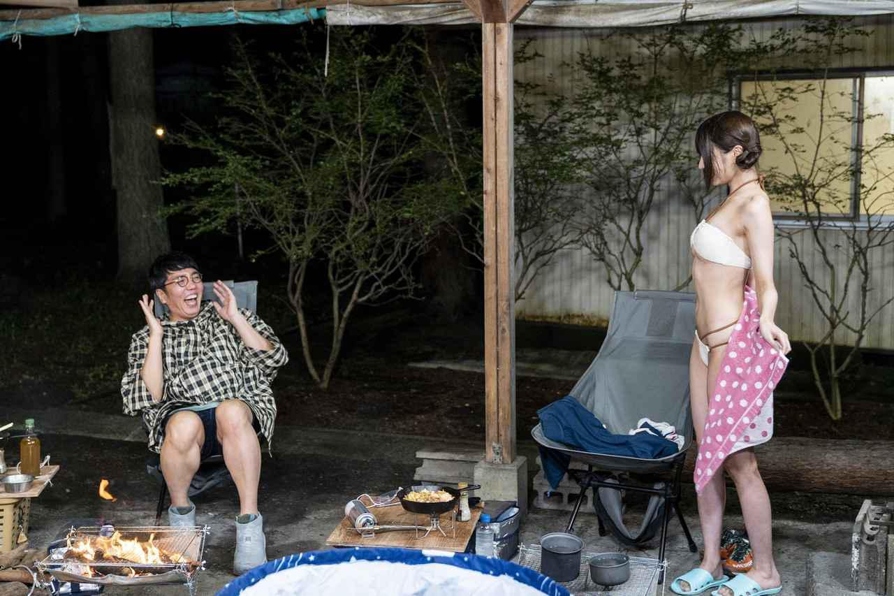 画像: 【番組ロケ密着】「おぎやはぎのハピキャン」天津木村さんのおもてなしキャンプ後編 木村さん特製のキャンプ飯と自作の温泉でおもてなし! - ハピキャン(HAPPY CAMPER)