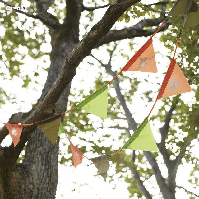 画像2: キャンプサイトを彩る「ガーランド」に注目!100均DIYでの作り方&おすすめ商品5選!クリスマスイルミネーションにも