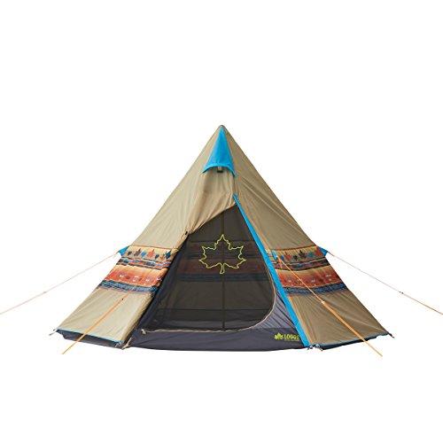 画像1: ワンポールテント「ロゴスナバホ300」の設営方法 キャンプ初心者向け