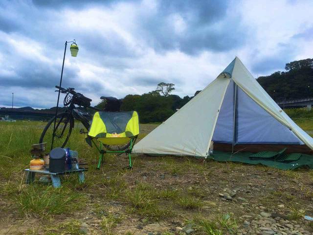 画像: 【自転車ソロキャンプ】人気のテンマクデザインのパンダテントの使用感をレビュー! - ハピキャン(HAPPY CAMPER)